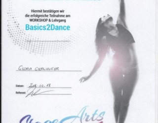stage arts Basic2Dance