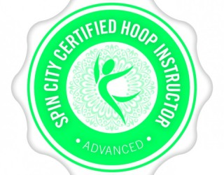spin city certified badges advanced hoop
