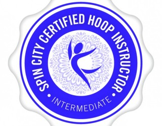 spin city certified badges intermediate hoop