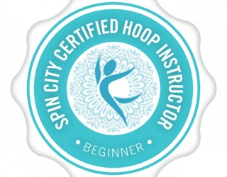spin city certified badges beginner hoop